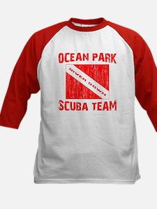 Scuba Team Kids Baseball Jersey