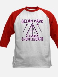Shuffleboard Kids Baseball Jersey