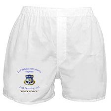 2nd Bn 19th Inf Reg Boxer Shorts
