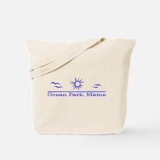 Ocean Park, Maine Tote Bag