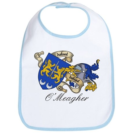 O'Meagher Coat of Arms Bib
