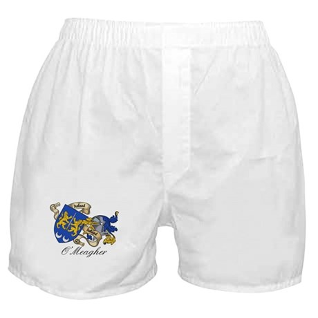 O'Meagher Coat of Arms Boxer Shorts