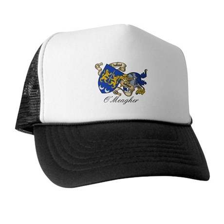 O'Meagher Coat of Arms Trucker Hat
