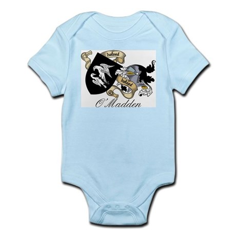 O'Madden Coat of Arms Infant Creeper