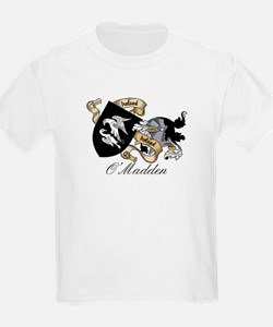 O'Madden Coat of Arms Kids T-Shirt