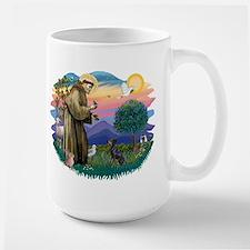 St Francis #2/ Manchester T Mug