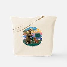 St Francis #2/ Novia Scotia Duck Tote Bag
