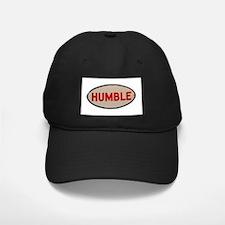 Black Humble Refining Cap