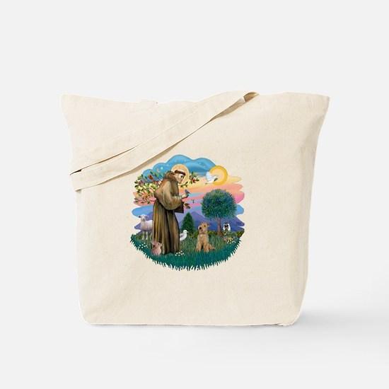 St Francis #2/ Lakeland T Tote Bag
