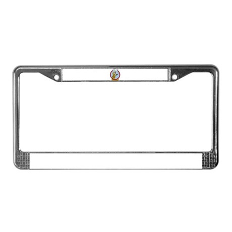 RVAH-1 License Plate Frame