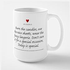 Lesson #21 Mugs