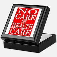 HEALTH CARE Keepsake Box