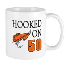 50th Birthday Fisherman Mug