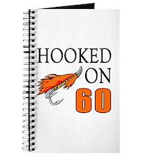 60th Birthday Fisherman Journal