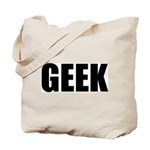 GEEK (Bold) Tote Bag