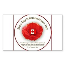 Canadianmemorial-vi Decal