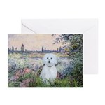 By the Seine/ Greeting Cards (Pk of 10)