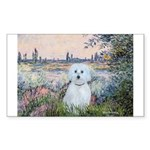 By the Seine/ Sticker (Rectangle 10 pk)