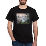 By the Seine/ Dark T-Shirt