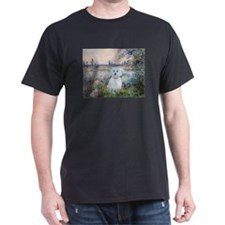 By the Seine/ T-Shirt