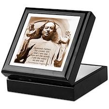 Cute Yogananda Keepsake Box