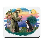 St Francis #2/ BMD Mousepad