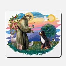 St Francis #2/ BMD Mousepad
