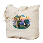 St Francis #2/ BMD Tote Bag
