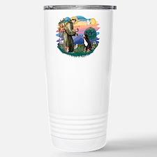 St Francis #2/ BMD Travel Mug