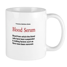 """Blood Serum"" Mug"