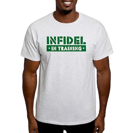 Infidel in Training Light T-Shirt