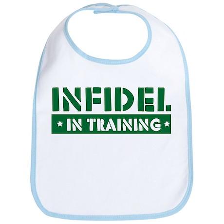 Infidel in Training Bib