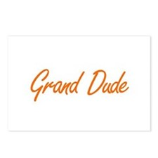 Grand Dude Postcards (Package of 8)