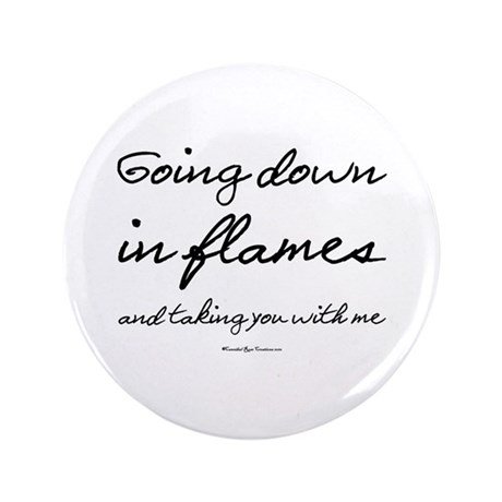 "You're With Me 3.5"" Button"