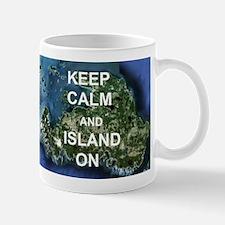 Keep Calm And Island On - Drummond Island Mug