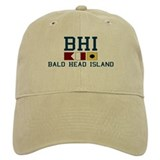 Bald head island baseball Baseball Cap