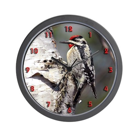 Yellow-bellied Sapsucker Wall Clock