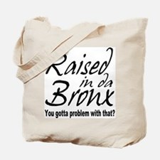 The Bronx,New York Tote Bag