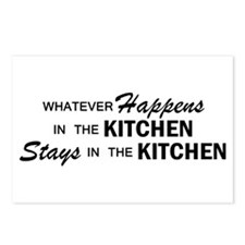 Whatever Happens - Kitchen Postcards (Package of 8
