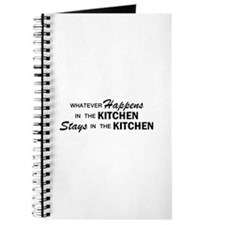 Whatever Happens - Kitchen Journal