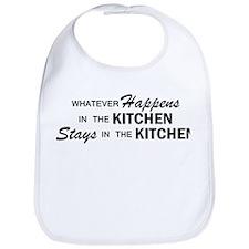Whatever Happens - Kitchen Bib