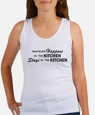 Whatever Happens - Kitchen Women's Tank Top