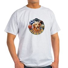 Air Bud Logo T-Shirt