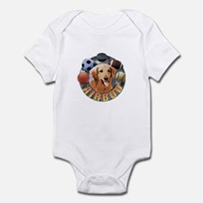Air Bud Logo Infant Bodysuit