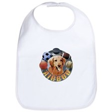 Air Bud Logo Bib