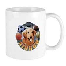 Air Bud Logo Mug