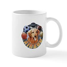 Air Bud Logo Mug