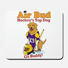 Air Bud Football Mousepad