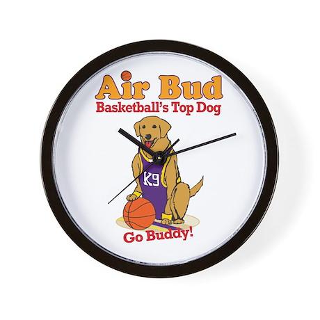 Air Bud Basketball Wall Clock