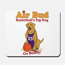 Air Bud Basketball Mousepad